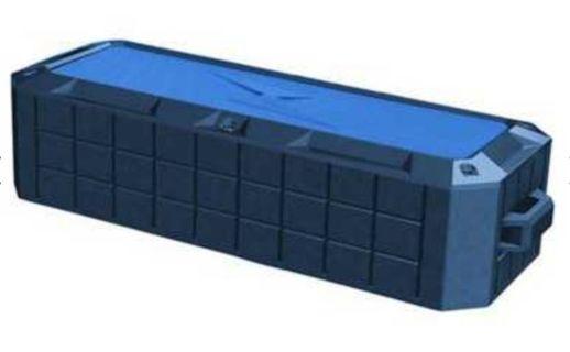 iJoy Arkk IPX67 Floating Waterproof Bluetooth Speaker