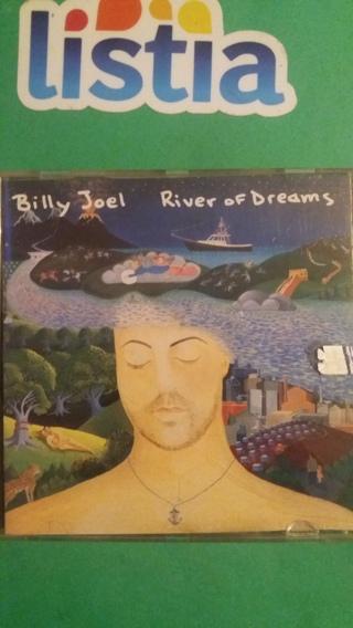 cd  billy joel  river of dreams   free shipping