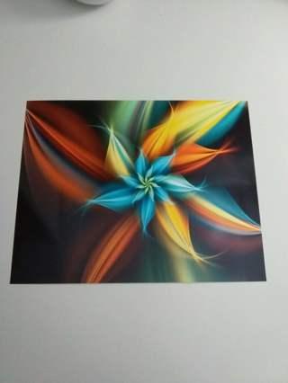 ▨▨ Spring Flower ▨▨ Large Fractal Artwork by Stan Ragets