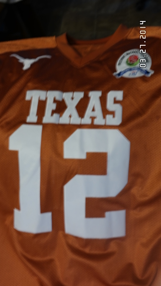best sneakers 35978 43363 Free: Texas Longhorns Jersey Colt McCoy Rose Bowl - Men's ...