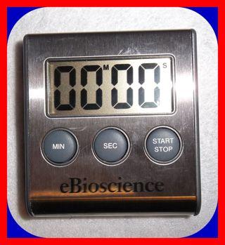 New Kitchen Digital Timer LCD Display New Battery