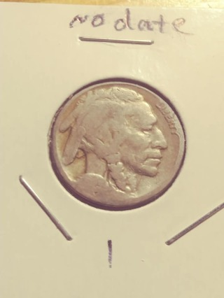 No Date Buffalo Nickel! 169