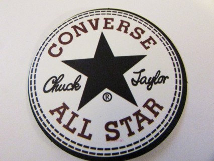 c96416b17a74  CHUCK TAYLOR  CONVERSE ALL STARS Vinyl Sticker- Helmet Car Skateboard