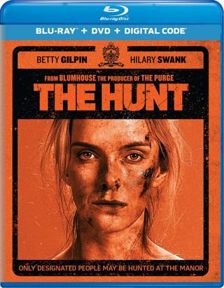 The Hunt (Digital HD Download Code Only) *Betty Gilpin* *Hilary Swank* *Emma Roberts*
