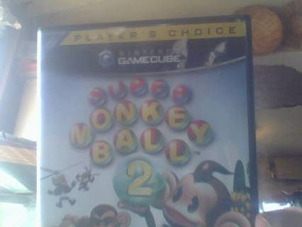 gamecube super monkey ball 2
