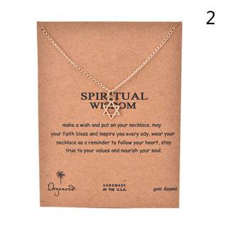 Spiritual Wisdom Necklace