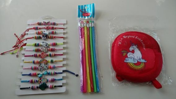 New girls Tiered Butterfly, unicorn, monkey, dog,heart , cat, dragonfly purse pencil Tiered auction