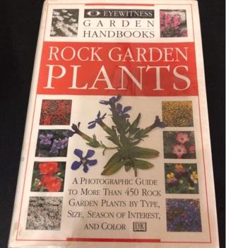 Rock Garden Plants Book