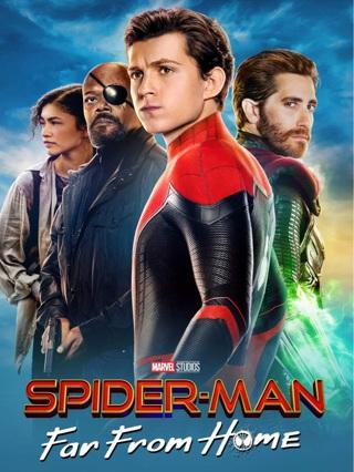 Spider-Man Far From Home UHD Digital Copy