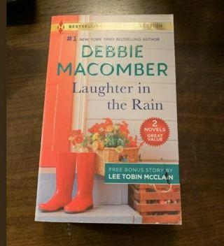 "Debbie Macomber ""Laughter in the Rain"""