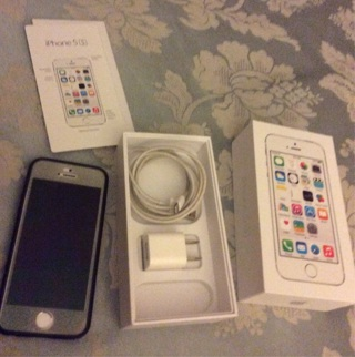 EUC IPhone 5S