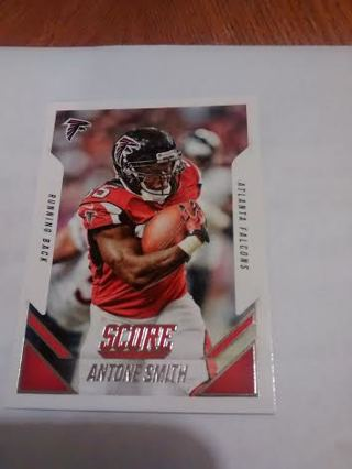 New Atlanta Falcons Card