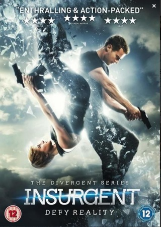 ✯ The Divergent Series: Insurgent (2015) HD ITunes Code + SPECIAL GIFT✯
