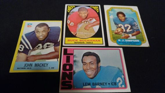 1970's NFL Players