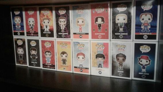 70+ funko pop! And other funko Vinyls mega lot!!! (Make an offer) (over $700 in merchandise)