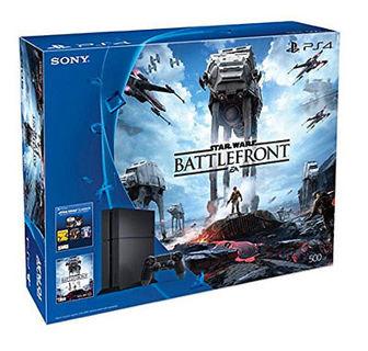 (~; BRAND NEW Playstation 4 Star Wars BattleFront 500GB Bundle PS4~
