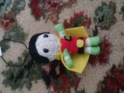 COLLECTIBLE: Robin From Batman String Doll..