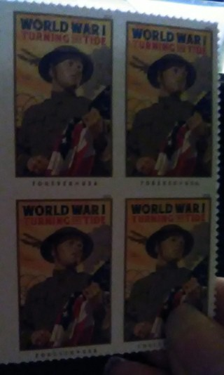 4 new forever postage stamps