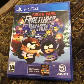 South Park The Fractured But Whole for Sony PS4 BRAND NEW