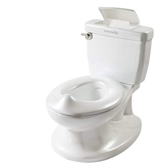 ⭐️⭐️My Size Potty - Training Toilet for Toddler  w/ Flushing Sounds & Wipe Dispenser