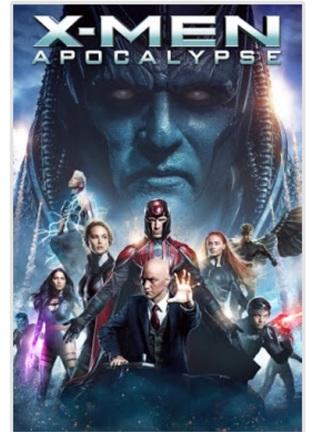X-Men: Apocalypse digital HD