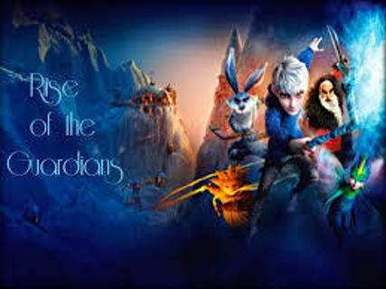 Rise Of The Guardians itunea