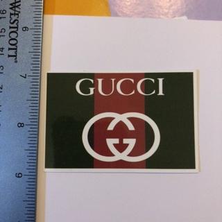 Free: Gucci Sticker - Stickers - Listia Com Auctions For Free Stuff