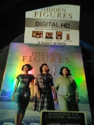 Hidden Figures Digital Copy