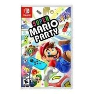 ☺~ 1 - BNIP - SUPER MARIO PARTY GAME FOR THE NINTENDO SWITCH ~☺