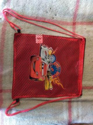 Brand new Cars Backpack for little boys