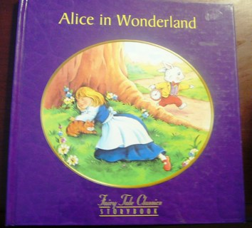 Fairy Tale Classic..Alice in Wonderland..Children's book