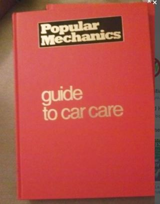 1 book Popular mechanics do-it-yourself guide to car care Hardcover – 1985 by Paul Stenquist