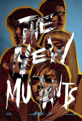 The New Mutants 4K Digital Copy Code