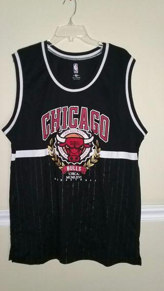 Brand New Men's NBA Chicago Bulls CIRCA MCMLXVI Jersey Size XXL