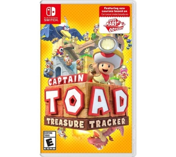 Captain Toad Treasure Tracker + Special Episode DLC - Nintendo Switch [Full Game Code w/ DLC]