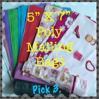 ⭐ Ʒ Poly Self Sealing ⭐ Mailing Bags