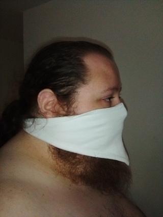 *Bib or Mask?*  Use This New Bandana Bib, as a Mask (GIN Gets Essentials Bonus Too) (All in Pic 5)