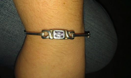 stearling silver .925 bracelet