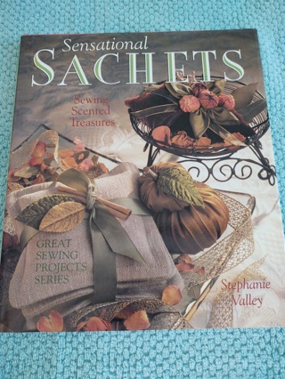 Sensational Sachets Book