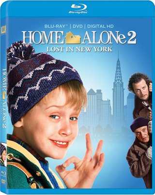 Home Alone 2 : Lost In New York (Digital HD Download Code Only) **Christmas** **Macaulay Culkin**