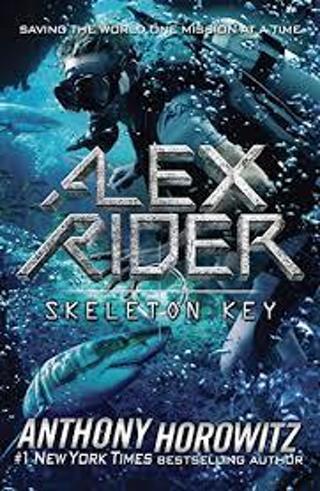 Alex Rider #3: Skeleton Key by Anthony Horowitz (TPB/FC)