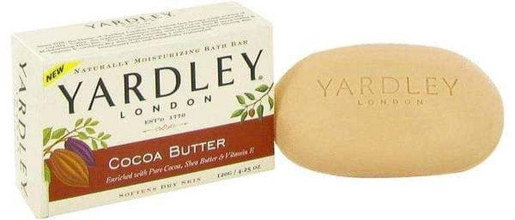 ⭐2 BARS YARDLEY LONDON COCOA BUTTER SOAP⭐