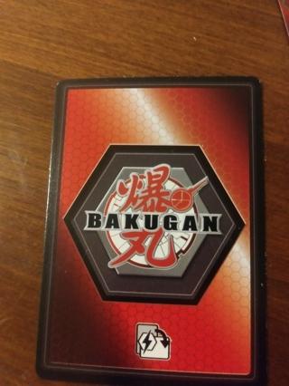 Bakugan cease dardus