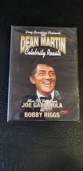 Celebrity roasts DVD