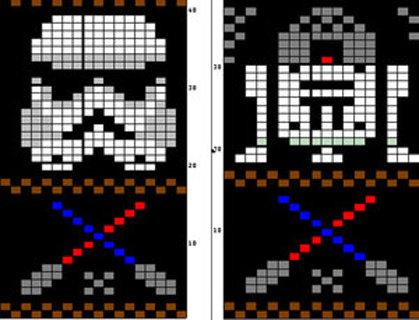 Star Wars Knitting Patterns : Free: Star WARS knitting pattern - Knitting - Listia.com ...