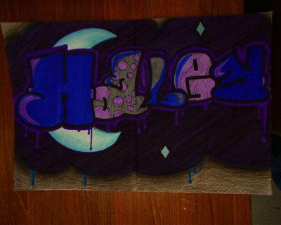 graffitti name