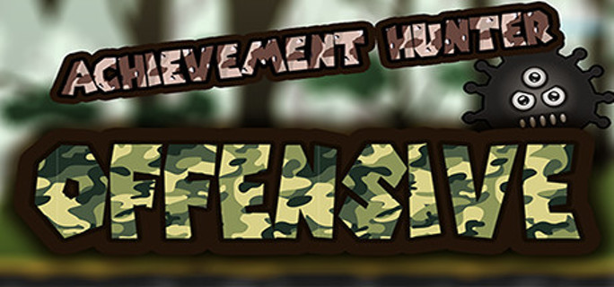 Achievement Hunter: Offensive (Steam Key)
