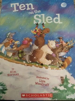 Ten on the Sled (CD)