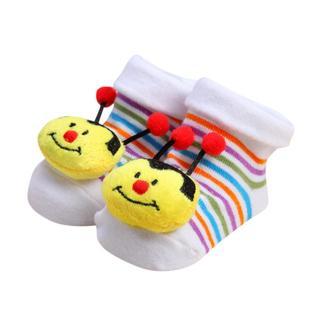 TELOTUNY baby socks anti slip Cartoon Newborn Baby Girls Boys Anti-Slip Sock