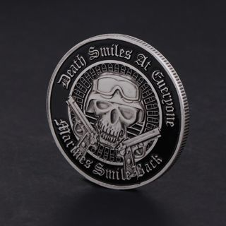 American Marine Corp Army Commemorative Coin Collection Art Gifts Alloy